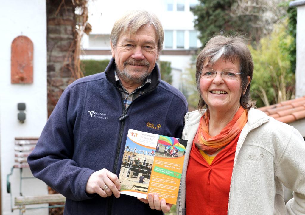 Edith und Erhard Haller
