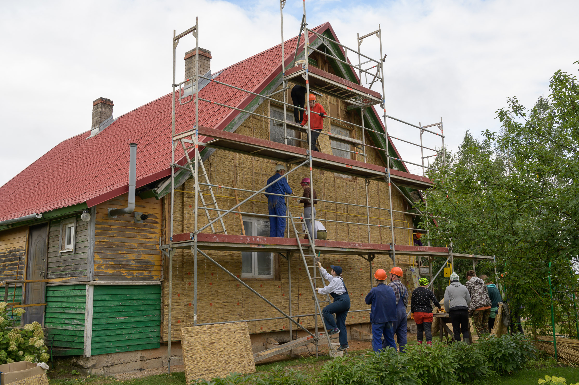 c19_Baustelle Haus