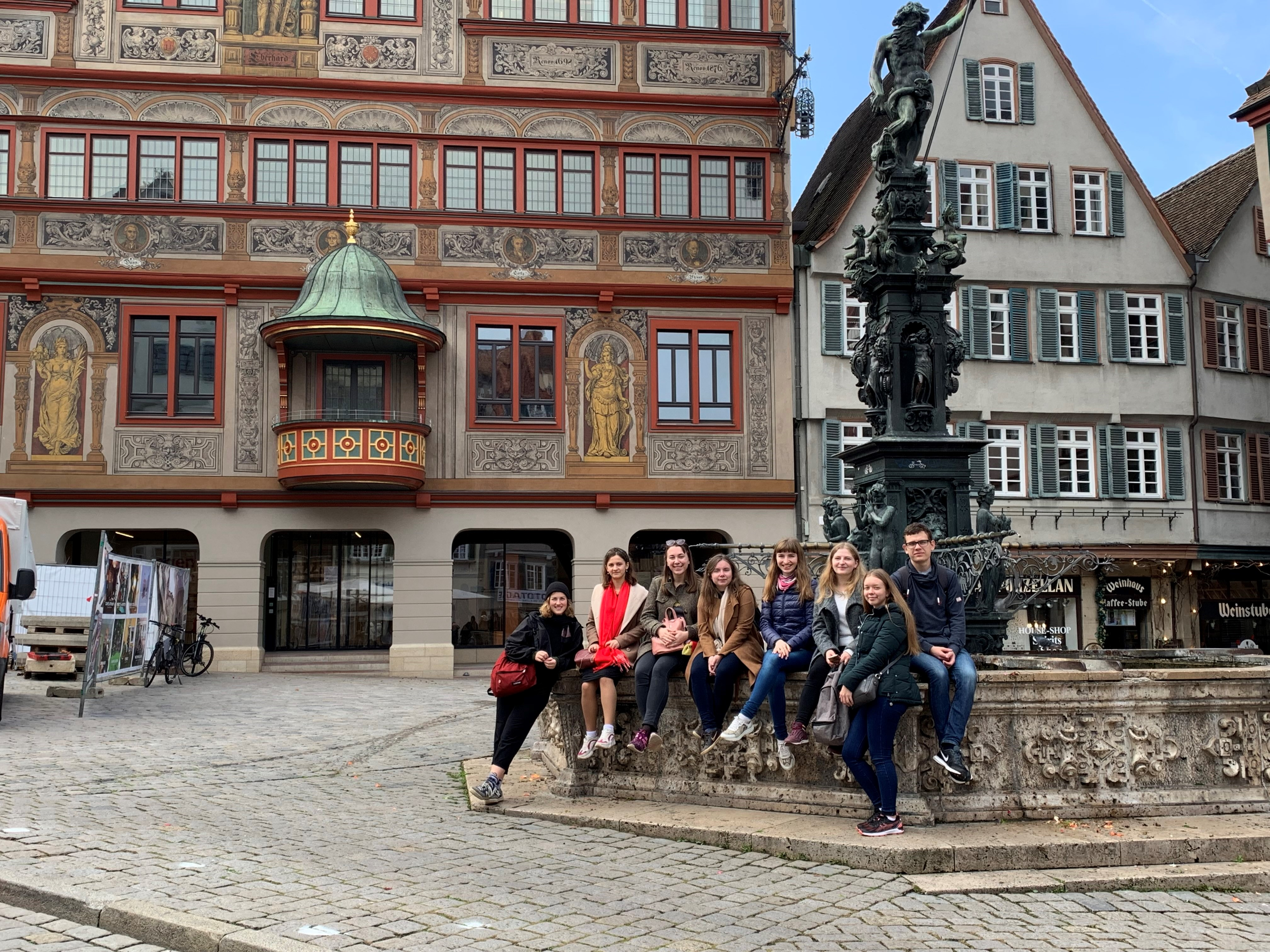 Führung durch Tübingen